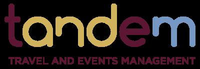 logo tandem raffaella rossi tandem travel management eventi